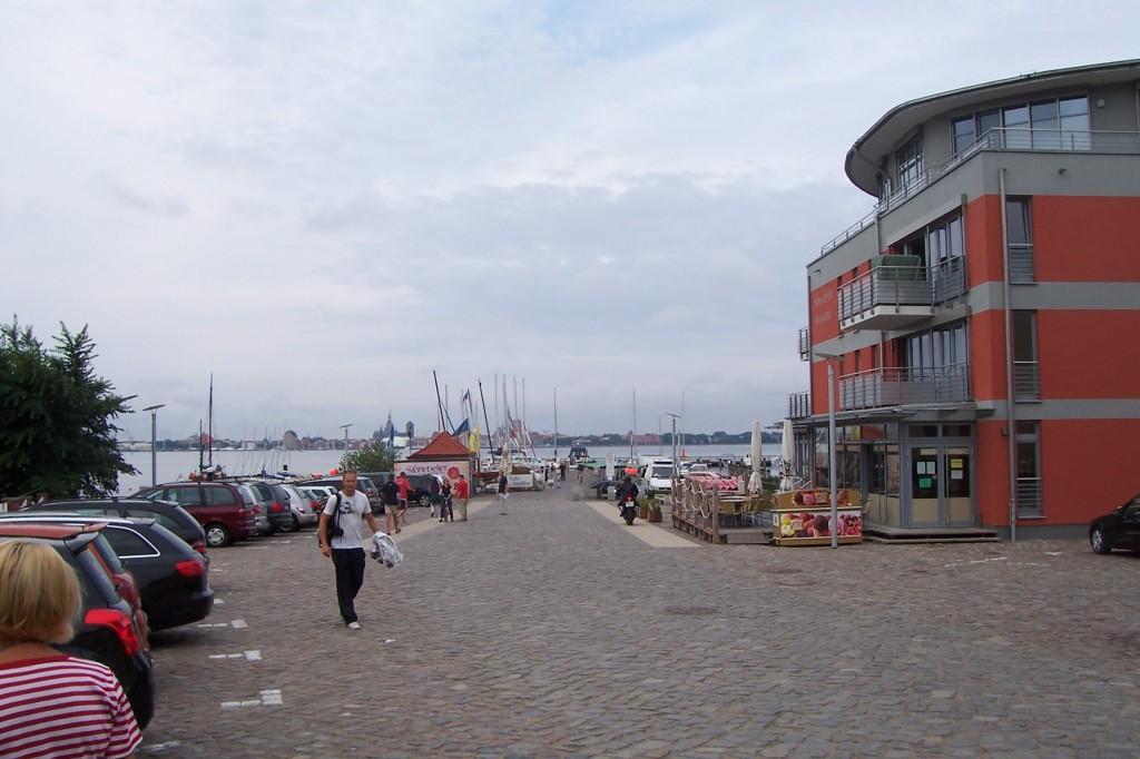 In Stralsund.